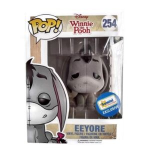 Funko Pop Eeyore 254 Disney Gemini Exclusive New